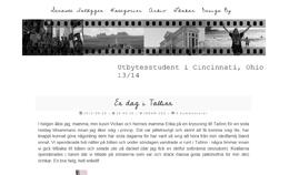 Elin Luomas blogg