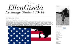 Ellen Thunbergs blogg