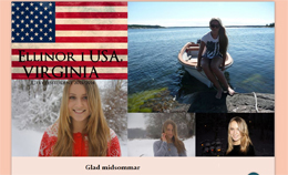 Ellinor Hanssons blogg