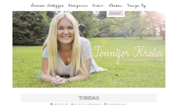 Jennifer Kreivis blogg