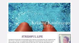 Kristin Kaufmanns blogg