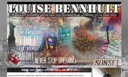 Louise Bennhults blogg