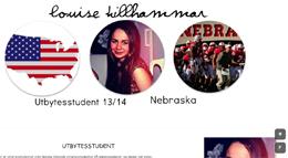Louise Hillhammars blogg