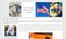 Sara Baldins blogg