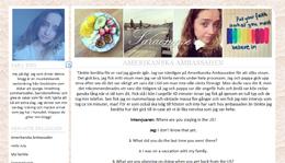 Sara Engs blogg