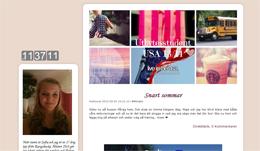 Sofia Terners blogg