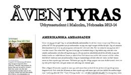 Tyra Drakenbergs blogg