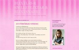 Agnes Alms blogg