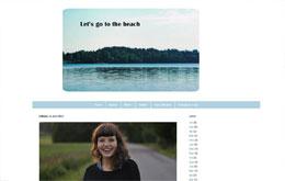 Agnes Wentzel Blanks blogg