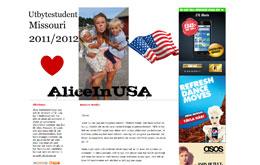 Alice Zetterlunds blogg