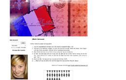 Alicia Dickners blogg