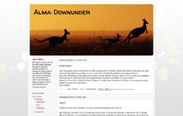 Alma Tidbloms blogg