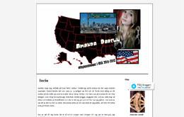 Amanda Darells blogg