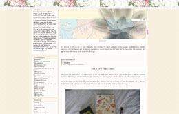 Amanda Orpanas blogg