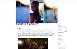 Camilla Pedersens blogg