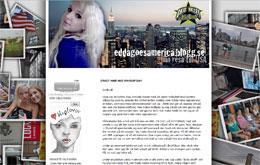 Edda Hurris blogg