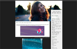 Eira Ljungbergs blogg