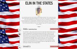 Elin Åkerfeldts blogg