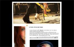 Elin Stjerngrens blogg