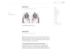 Elin Skogsbergs blogg