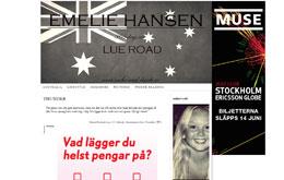 Emelie Hansens blogg