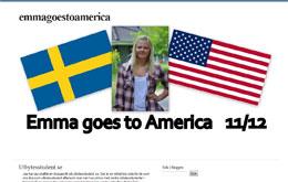 Emma Nilssons blogg