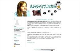 Emmy Heidenborgs blogg