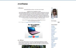 Ewelina Anzeliuss blogg