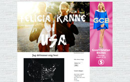 Felicia Kannes blogg