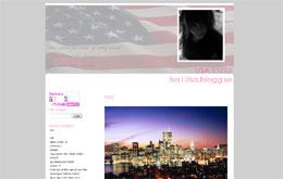 Felicia Wides blogg