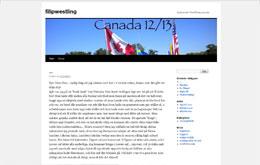 Filip Westlings blogg