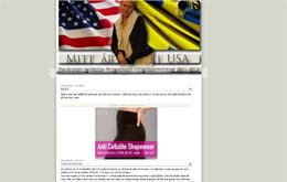 Frida Blomqvists blogg