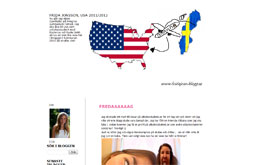 Frida Jonssons blogg