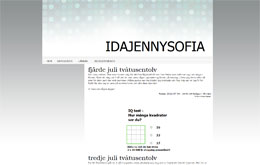 Ida Åséns blogg