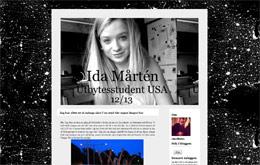 Ida Mårtèns blogg