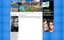 Isabella Lindkvists blogg