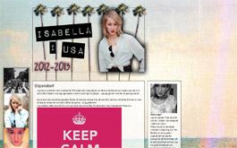 Isabella Torles blogg