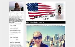 Jasmine Karlssons blogg
