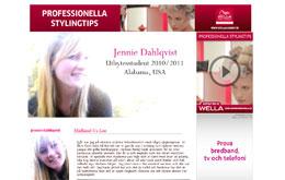 Jennie Dahlqvists blogg