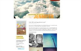 Jennifer Stålhammars blogg