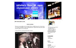 Johanna Eliassons blogg