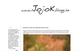 Johanna Kylbergs blogg