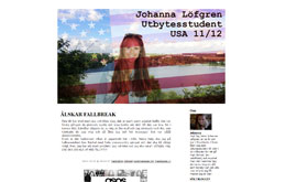 Johanna Löfgrens blogg