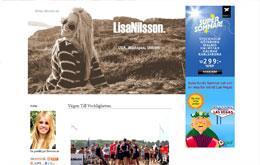 Lisa Nilssons blogg
