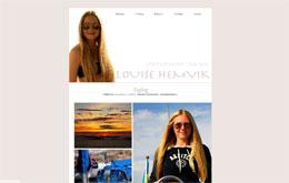 Louise Hemviks blogg