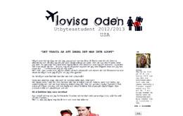 Lovisa Odèns blogg