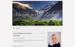 Magdalena Boströms blogg