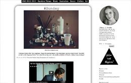 Malin Bergmans blogg