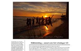 Malin Gärdemans blogg