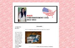 Malin Malmborgs blogg
